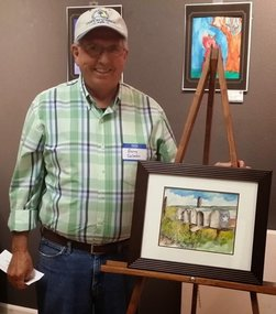 Barry Selman Watercolor Workshop