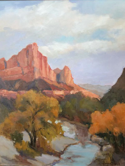 Utah, Shadow and Light, Donna Bland